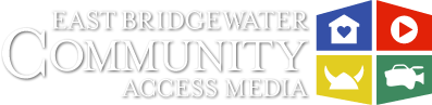 East Bridgewater Community Access Media Retina Logo